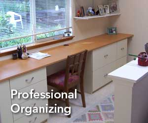 Professional Organizing Services